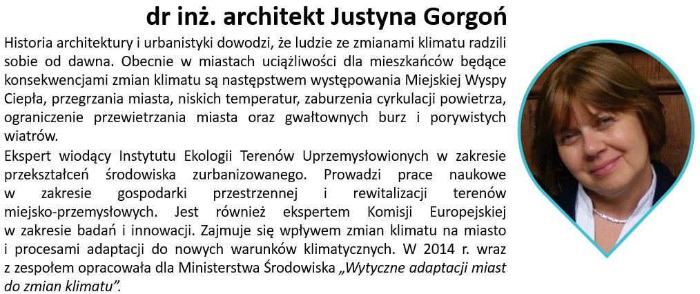 Justyna Gorgoń - Materiały wideo