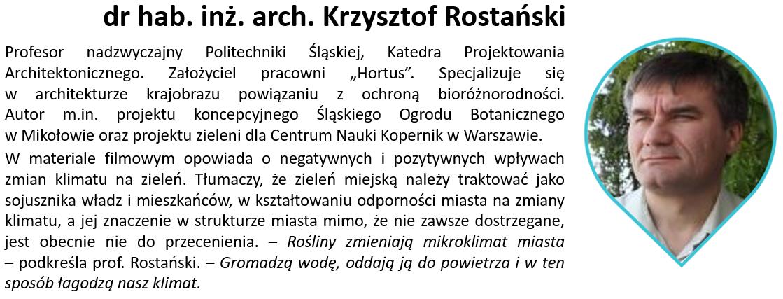 Rostański Krzysztof13.12 - Materiały wideo