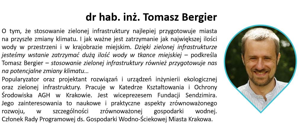Tomasz Bergier - Materiały wideo