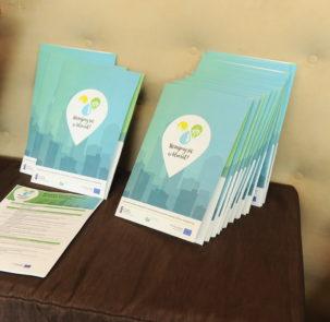 DSC 3092 303x295 - Konferencja inicjująca projekt -  44 miasta rozpoczęły opracowywanie Miejskich Planów Adaptacji