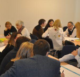 DSC 0113 303x295 - Szkolenie dla przedstawicieli zespołów komunikacji  miast-partnerów już za nami