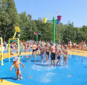 MPA plac wodny um katowice 5 303x295 - Otwarcie Wodnego Placu Zabaw w Katowicach!