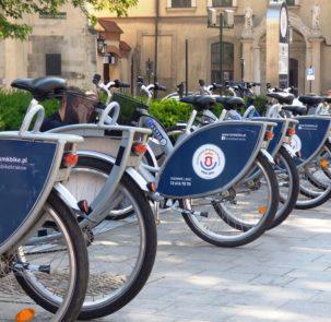 bicycles 367103 960 720 303x295 - Europejski Tydzień Zrównoważonego Transportu
