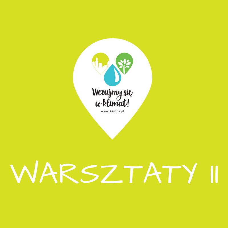 Warsztaty II - wrzesień 2017 - styczeń 2018