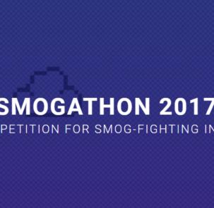 smog 303x295 - Smogathon 2017 – pomysły na walkę z zanieczyszczeniami powietrza