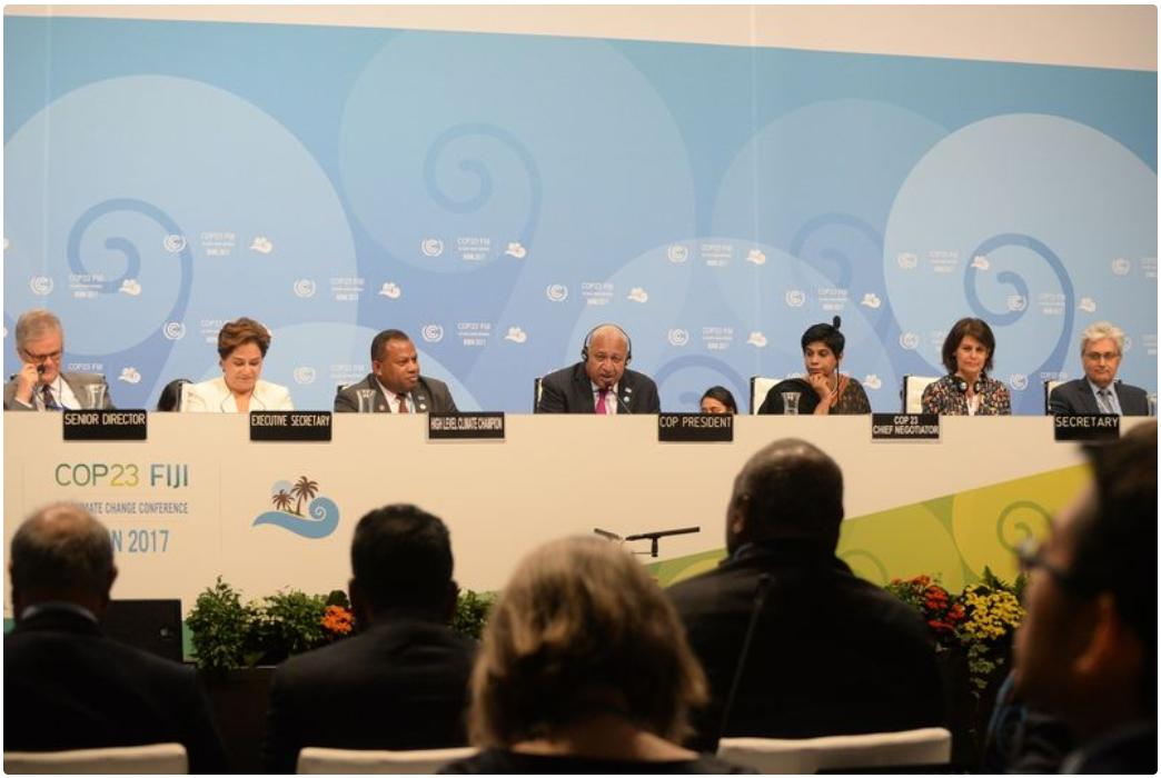 COP23 - Szczyt klimatyczny COP23 zakończony. Kolejny w Katowicach