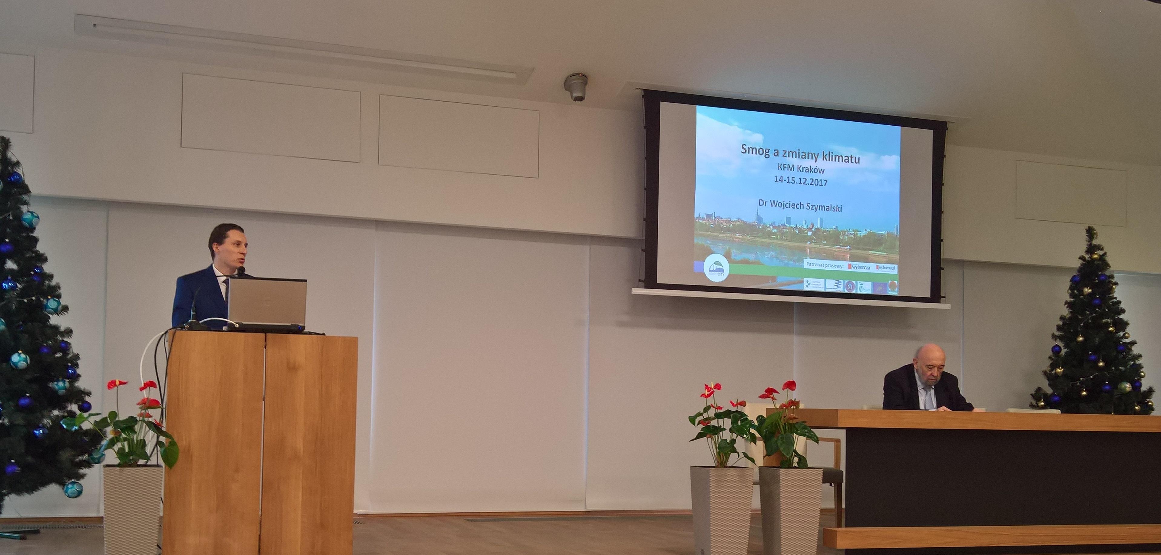 Forum Kraków1 1 - VI Klimatyczne Forum Metropolitalne w Krakowie, czyli jak szybko poprawić jakość powietrza