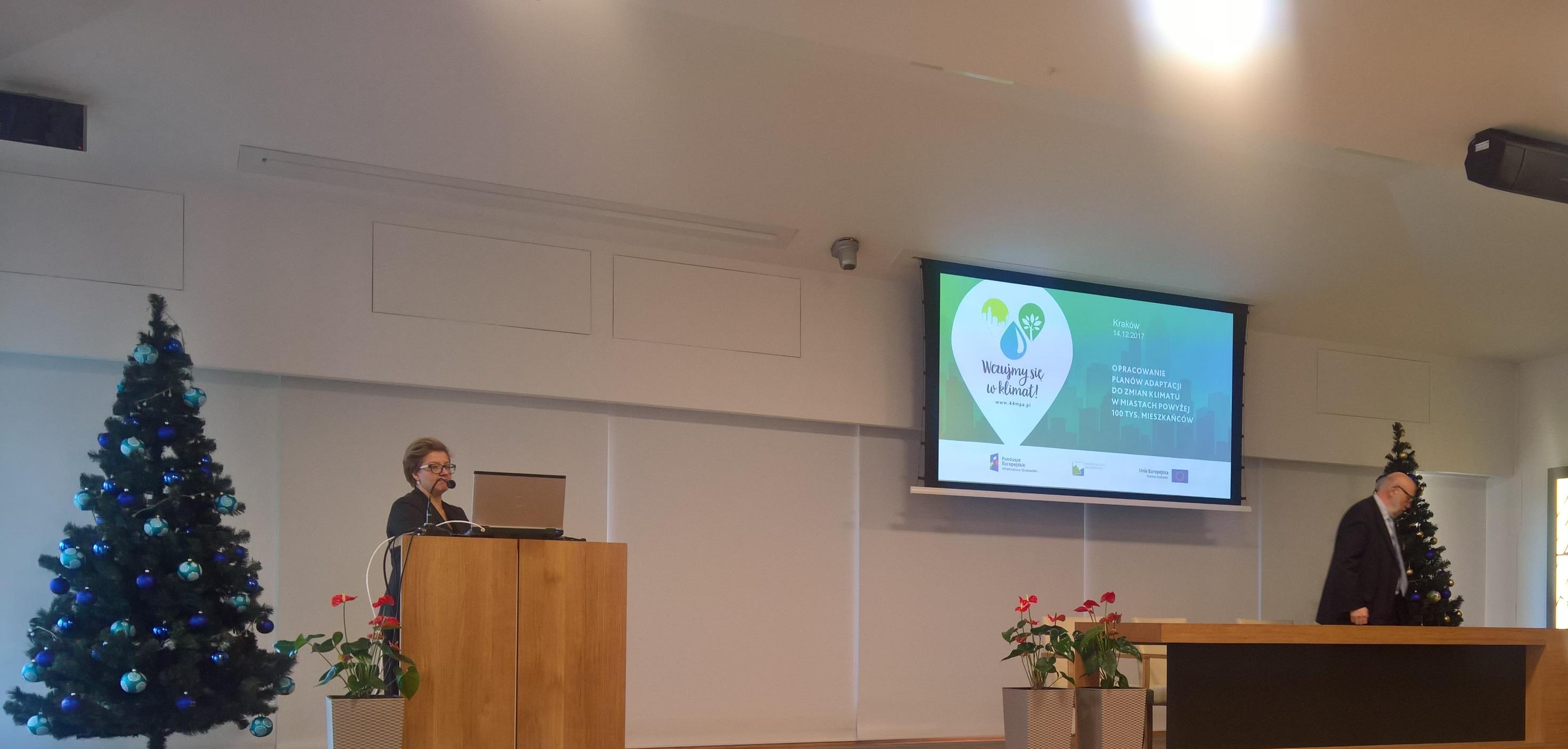 Forum Kraków3 1 - VI Klimatyczne Forum Metropolitalne w Krakowie, czyli jak szybko poprawić jakość powietrza