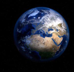 earth 1617121 303x295 - NASA: 20 lat zmian klimatycznych na jednym nagraniu