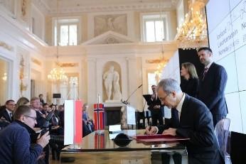 mr - Inauguracja III edycji Funduszy Norweskich i EOG