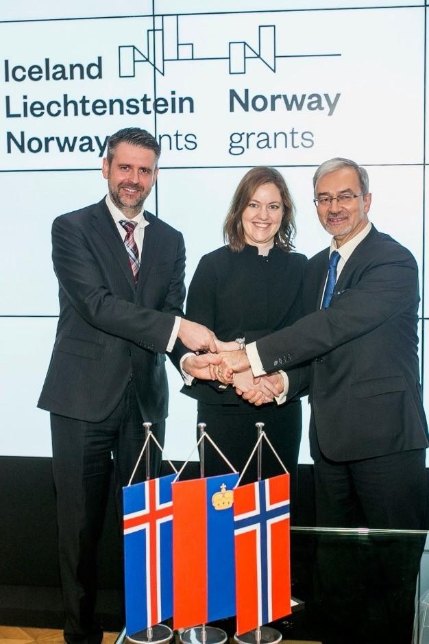 mr1 - Inauguracja III edycji Funduszy Norweskich i EOG
