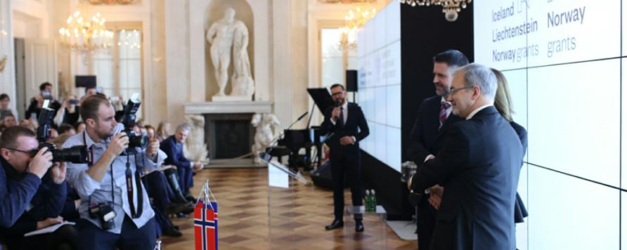 mr2 892x356 - Inauguracja III edycji Funduszy Norweskich i EOG