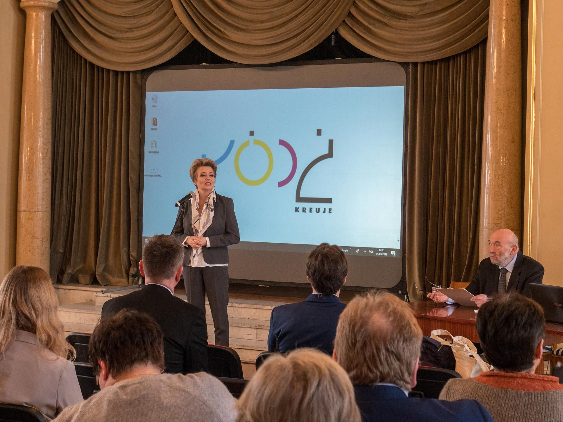 KFM Lodz 1 - VIII Klimatyczne Forum Metropolitalne w Łodzi: zielone miasto i dobry klimat