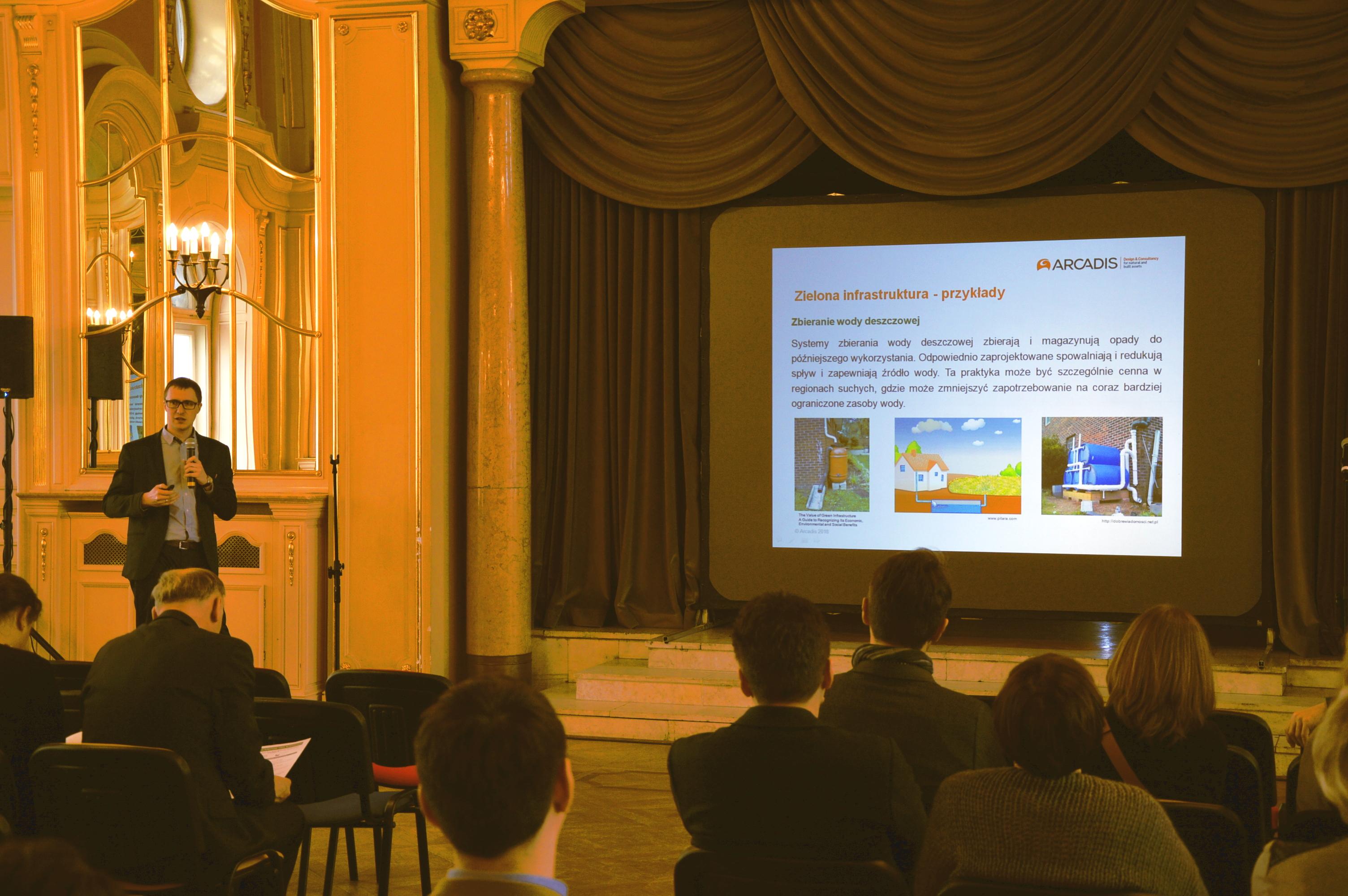 Lodz 4 - VIII Klimatyczne Forum Metropolitalne w Łodzi: zielone miasto i dobry klimat