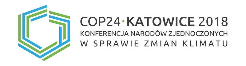 logo cop24 1 - Spotkanie międzyresortowego zespołu ds. organizacji Konferencji COP24
