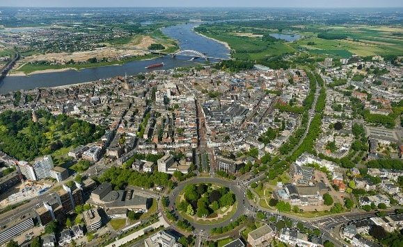 "nijmegen 579x356 - Nijmegen's ""passionate vision"" wins Green Capital 2018"
