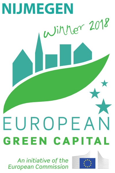 "nijmegengreen - Nijmegen's ""passionate vision"" wins Green Capital 2018"