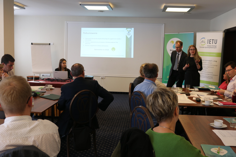 MPA W3 Ruda Śląska 11.04.2018 5 - Ruda Śląska: plan adaptacji do zmian klimatu