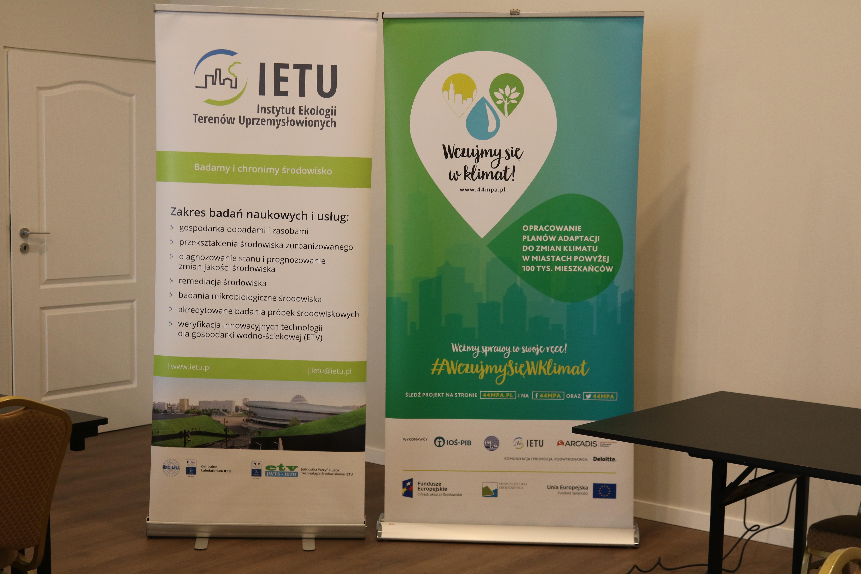 MPA W3 Siemianowice Śląskie 1 - Siemianowice Śląskie: wybrać najbardziej efektywne działania, aby przygotować miasto na skutki zmian klimatu