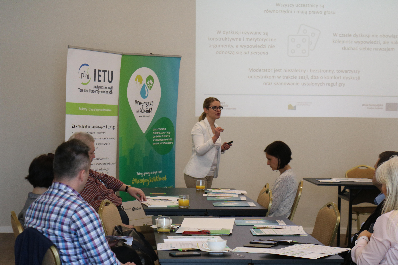 MPA W3 Siemianowice Śląskie 3 - Siemianowice Śląskie: wybrać najbardziej efektywne działania, aby przygotować miasto na skutki zmian klimatu