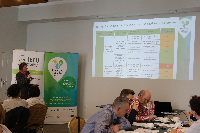MPA W3 Siemianowice Śląskie 5 - Siemianowice Śląskie: wybrać najbardziej efektywne działania, aby przygotować miasto na skutki zmian klimatu