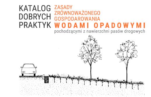 katalog - Wrocław: Katalog Dobrych Praktyk - deszcz trzeba zatrzymać w mieście