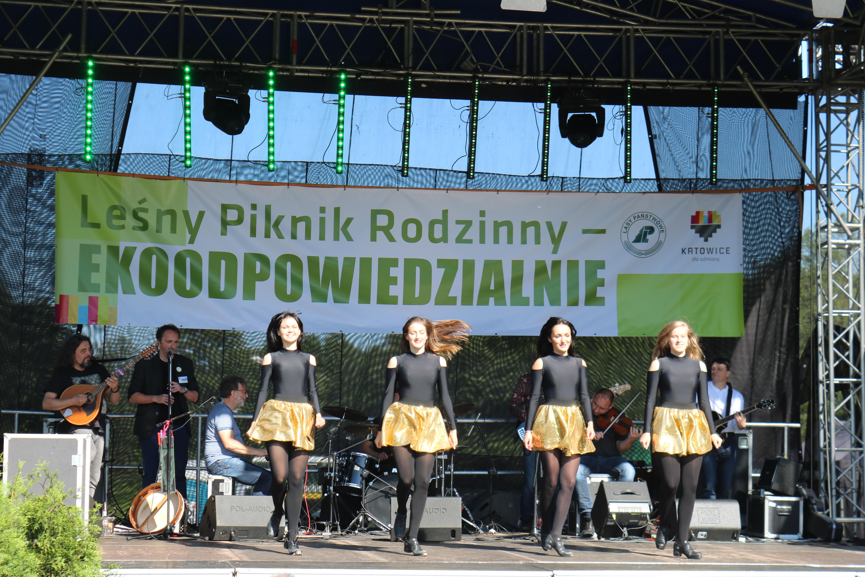 IMG 5783 - Katowicki Leśny Piknik Rodzinny 2018 – Ekoodpowiedzialni wczuwają się w klimat