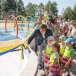 2 150x150 - Wodny plac zabaw alternatywa na upały dla dużych i małych