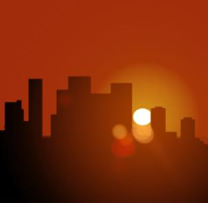 sunset 1753249 1280 303x295 - Nadchodzi kolejna fala upałów