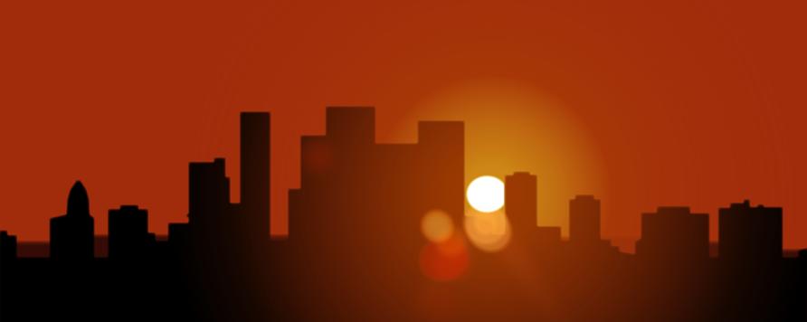 sunset 1753249 1280 892x356 - Nadchodzi kolejna fala upałów