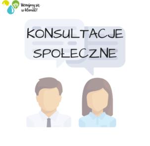 """konsultacje post 303x295 - Konsultacje społeczne """"Planu adaptacji do zmian klimatu dla Miasta Lublin do roku 2030"""" wraz z """"Prognozą oddziaływania na środowisko"""""""
