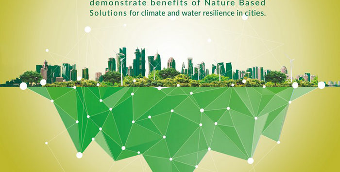 "2018 10 03 konferencja nature based solutions 700x356 - Międzynarodowa Konferencja i Warsztaty ""Nature Based Solutions for New Urban World - Conference and a global conversation to demonstrate benefits of Nature Based Solutions for climate and water resilience in cities"""