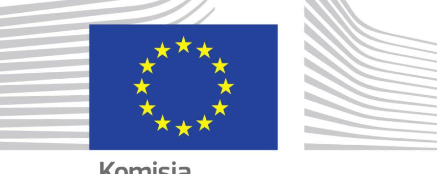 komisja europejska logo 892x356 - Sprawozdanie Komisji dla Parlamentu Europejskiego i Rady w sprawie wdrażania strategii UE w zakresie przystosowania się do zmiany klimatu
